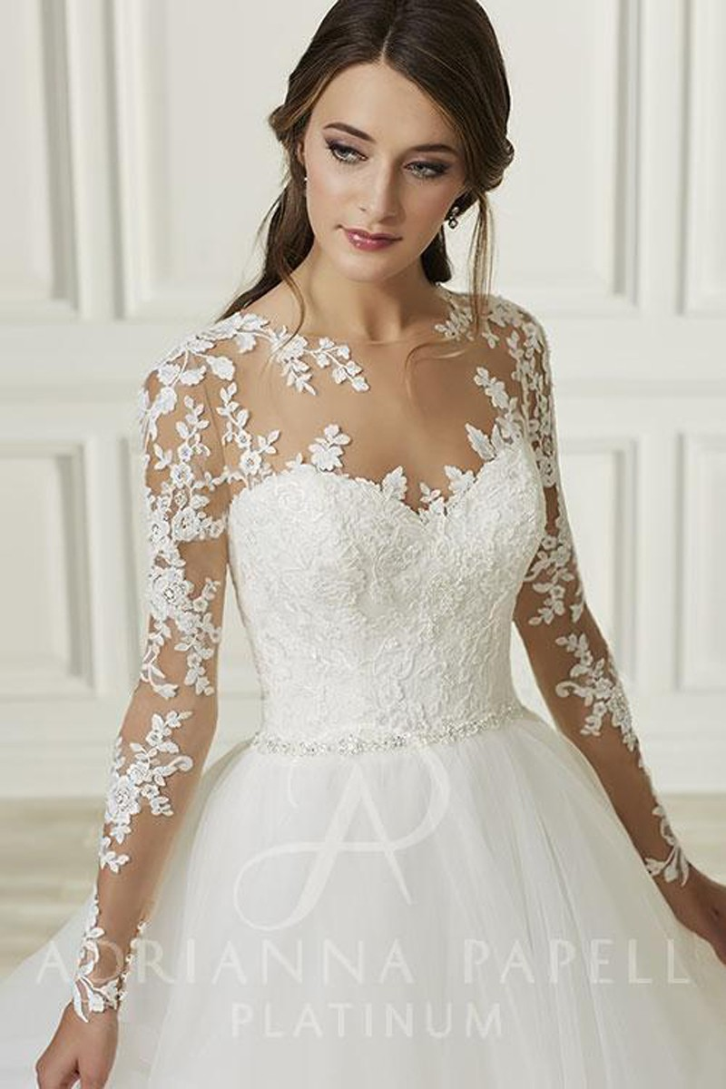 Adrianna Papell 31107 Dress Madamebridal Com