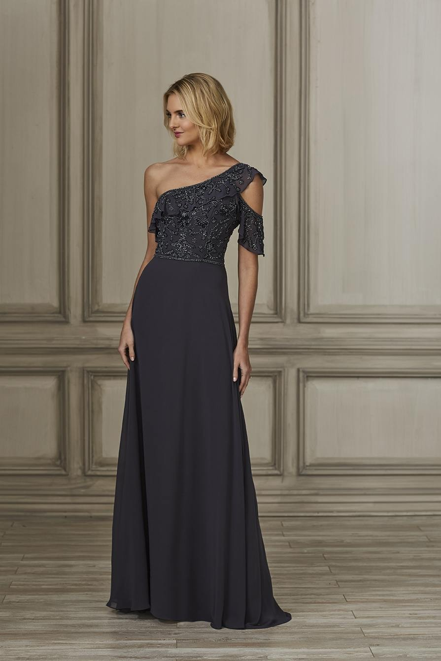 Adrianna Papell 40151 Dress - MadameBridal.com