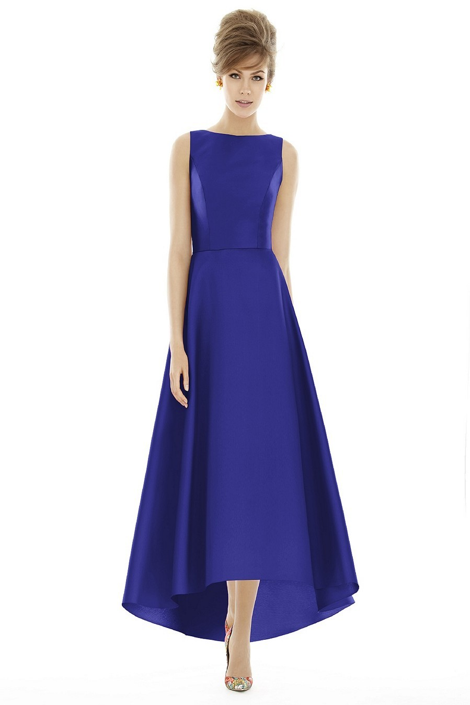 Alfred Sung D698 Bridesmaid Dress