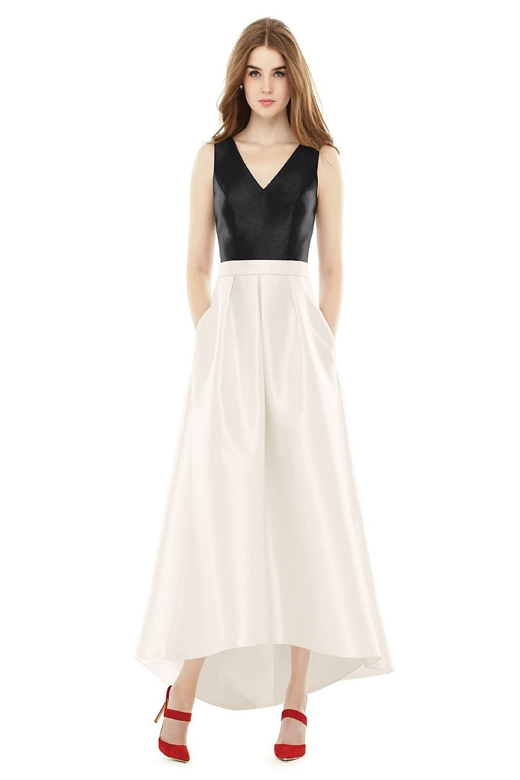 Alfred Sung D723 Bridesmaid Dress   MadameBridal.com