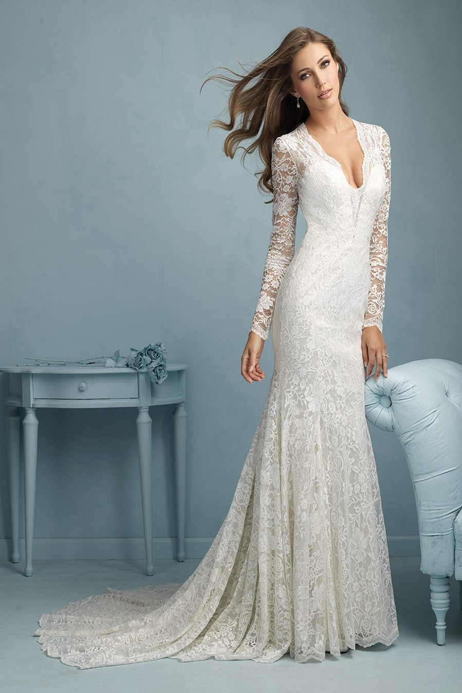 Allure Bridals 9213 Bridal Gown | MadameBridal.com