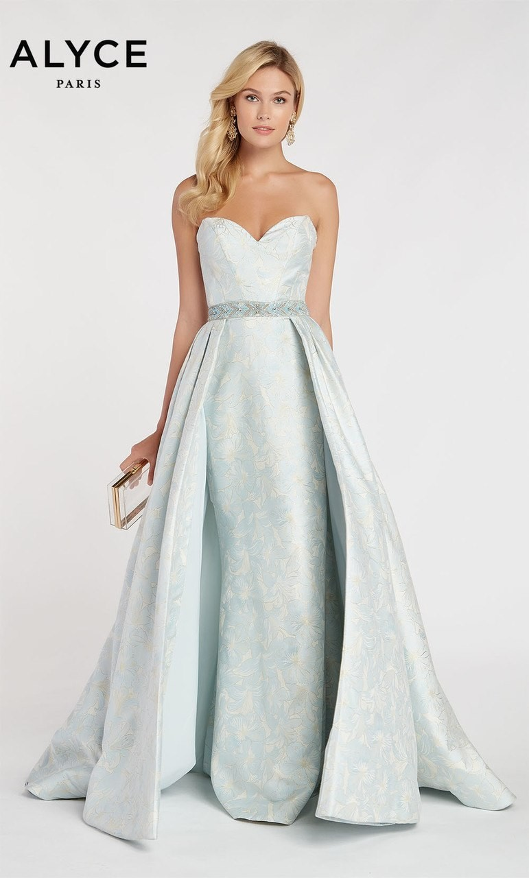 dab186533eb8 Alyce Paris 60344 Dress - MadameBridal.com