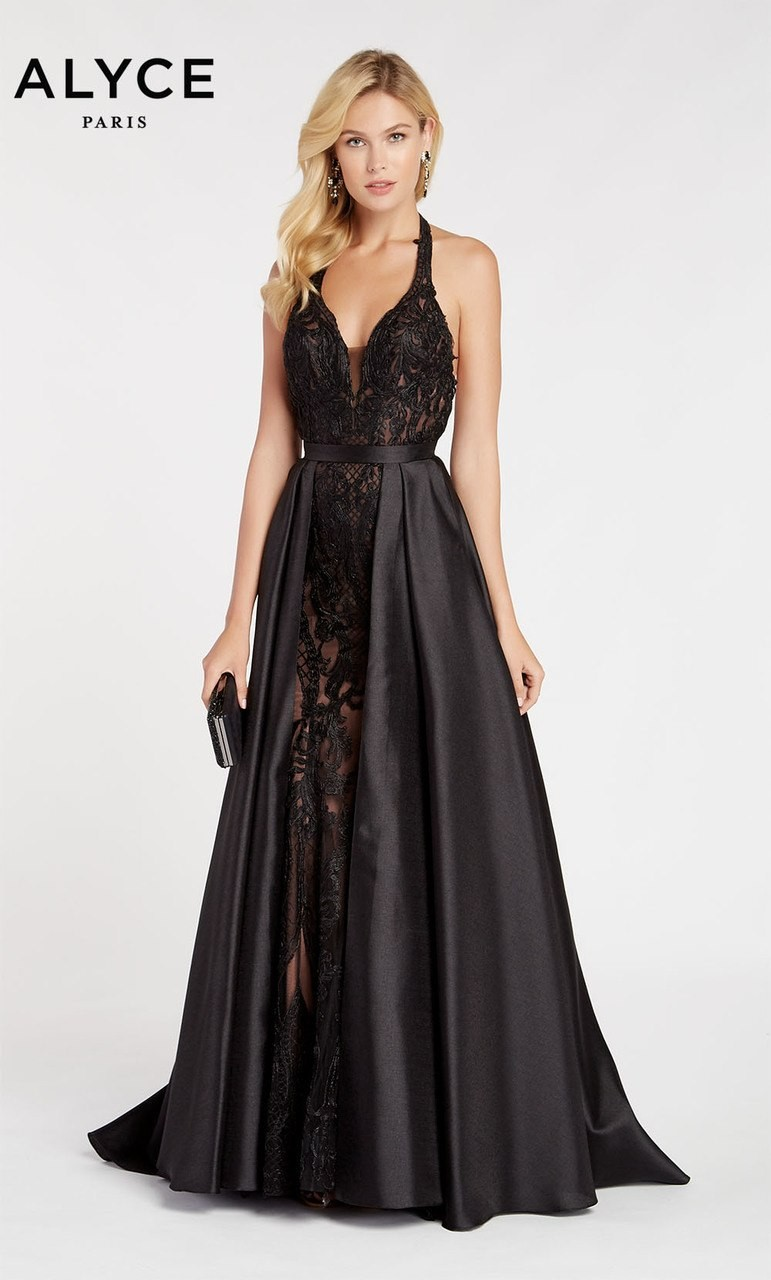 5e89f1a660 Tap to expand · Alyce Paris - Dress Style 60494 ...