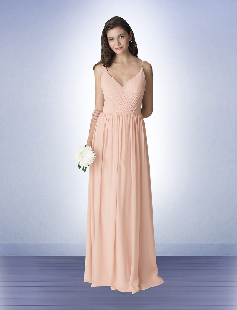 alternative wedding dress bill levkoff 1273 bridesmaid dress madamebridal 1273