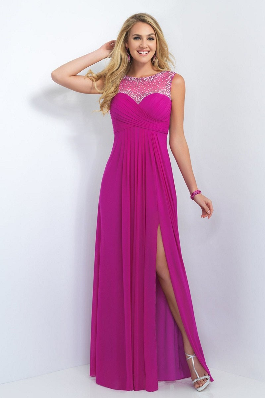 Blush 11096 Prom Dress