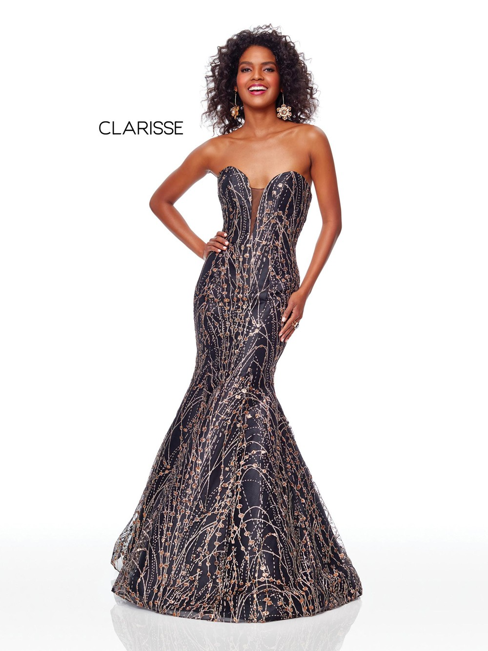194767e347541a Tap to expand · Clarisse - Dress Style 3719 ...