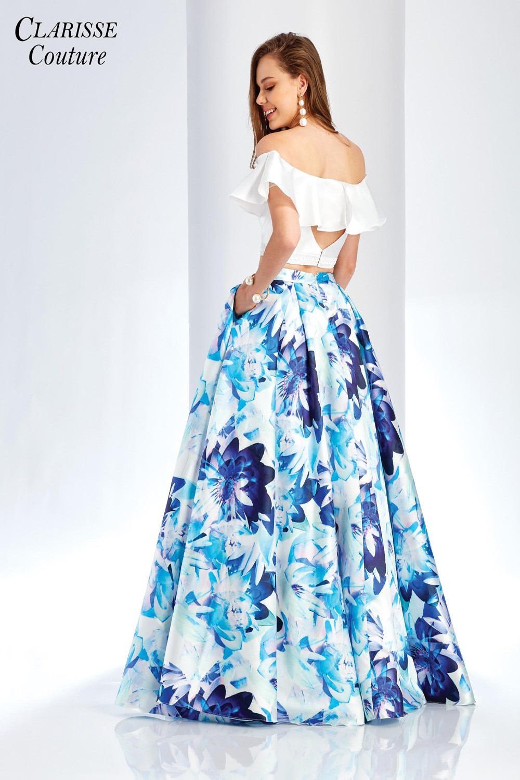 Clarisse Couture 4937 Dress Madamebridal Com