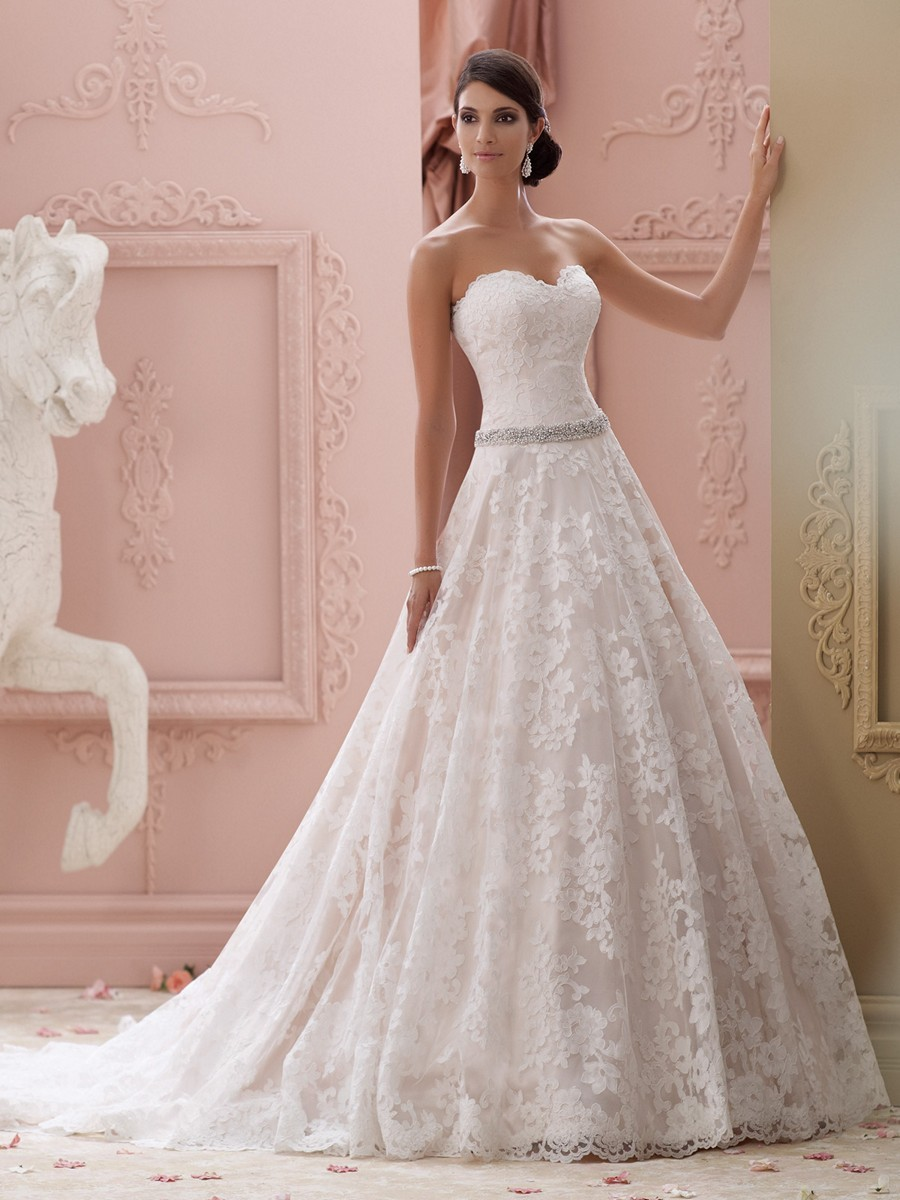 Martin Thornburg For Mon Cheri 115226 Suri Wedding Gown