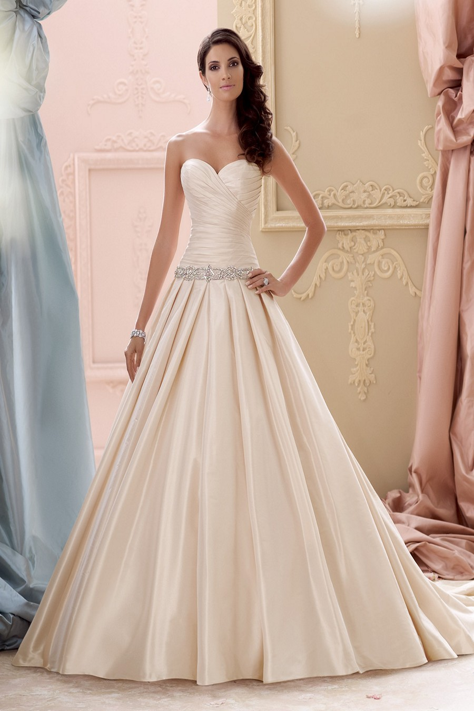 Martin Thornburg For Mon Cheri 115243 Mirabella Bridal Dress