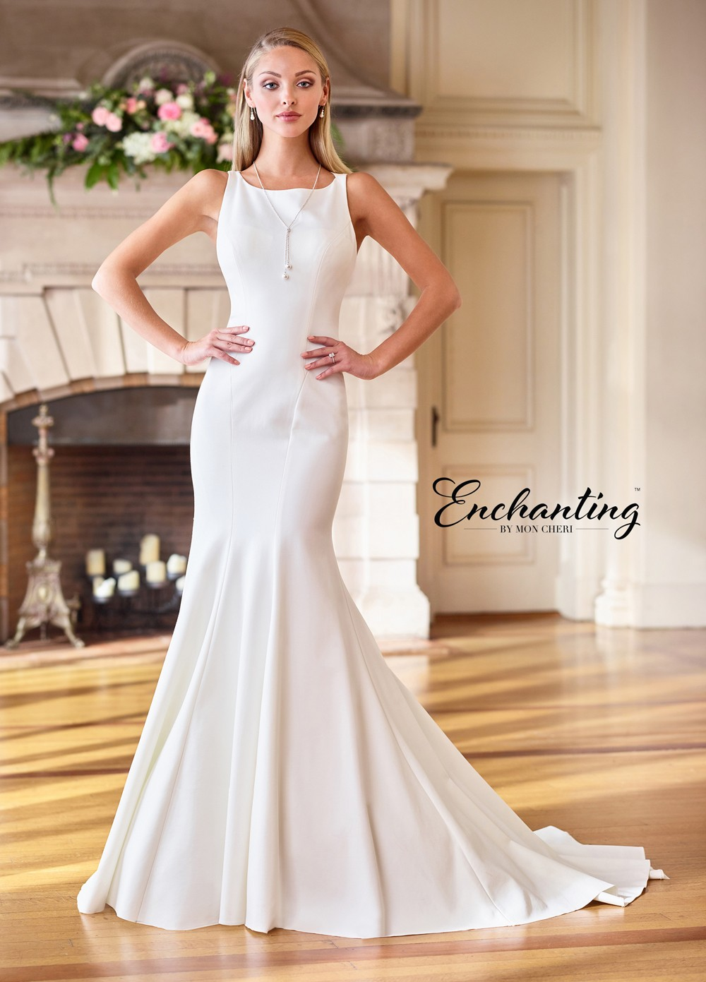 Enchanting By Mon Cheri 218170 Dress Madamebridal Com