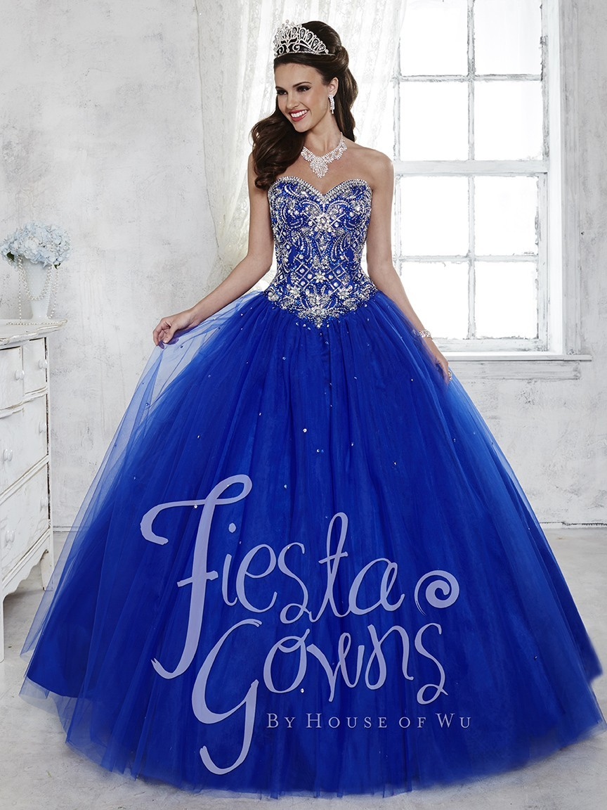 House Of Wu 56281 Quinceanera Dress Madamebridal Com