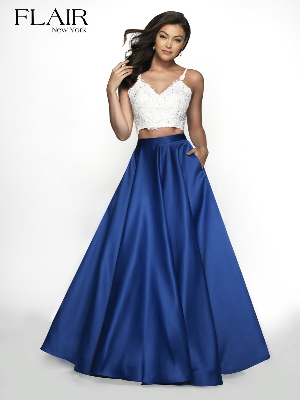 3d9b8465c83f Tap to expand · Flair NY - Dress Style 19002 ...