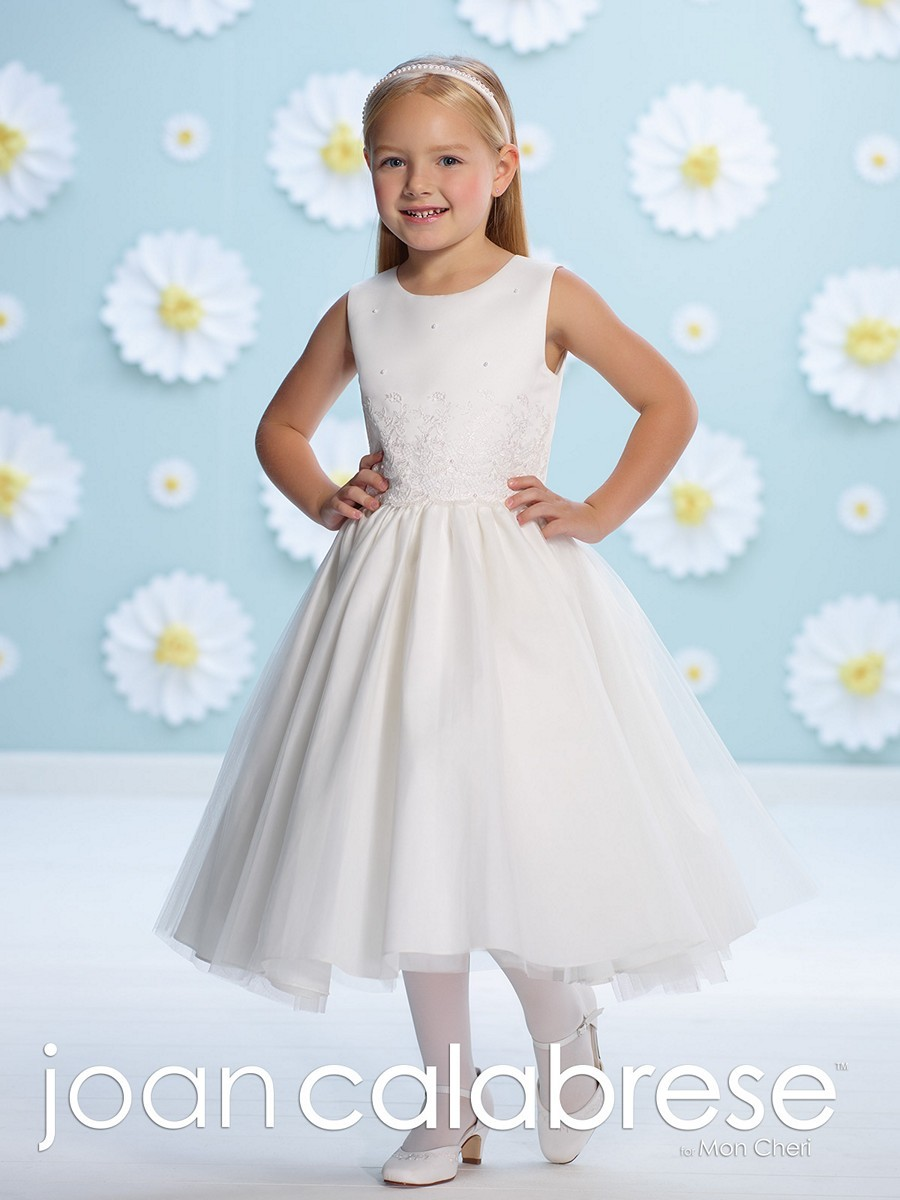 cecf7c6ab7a Joan Calabrese 116395 Flower Girl Dress
