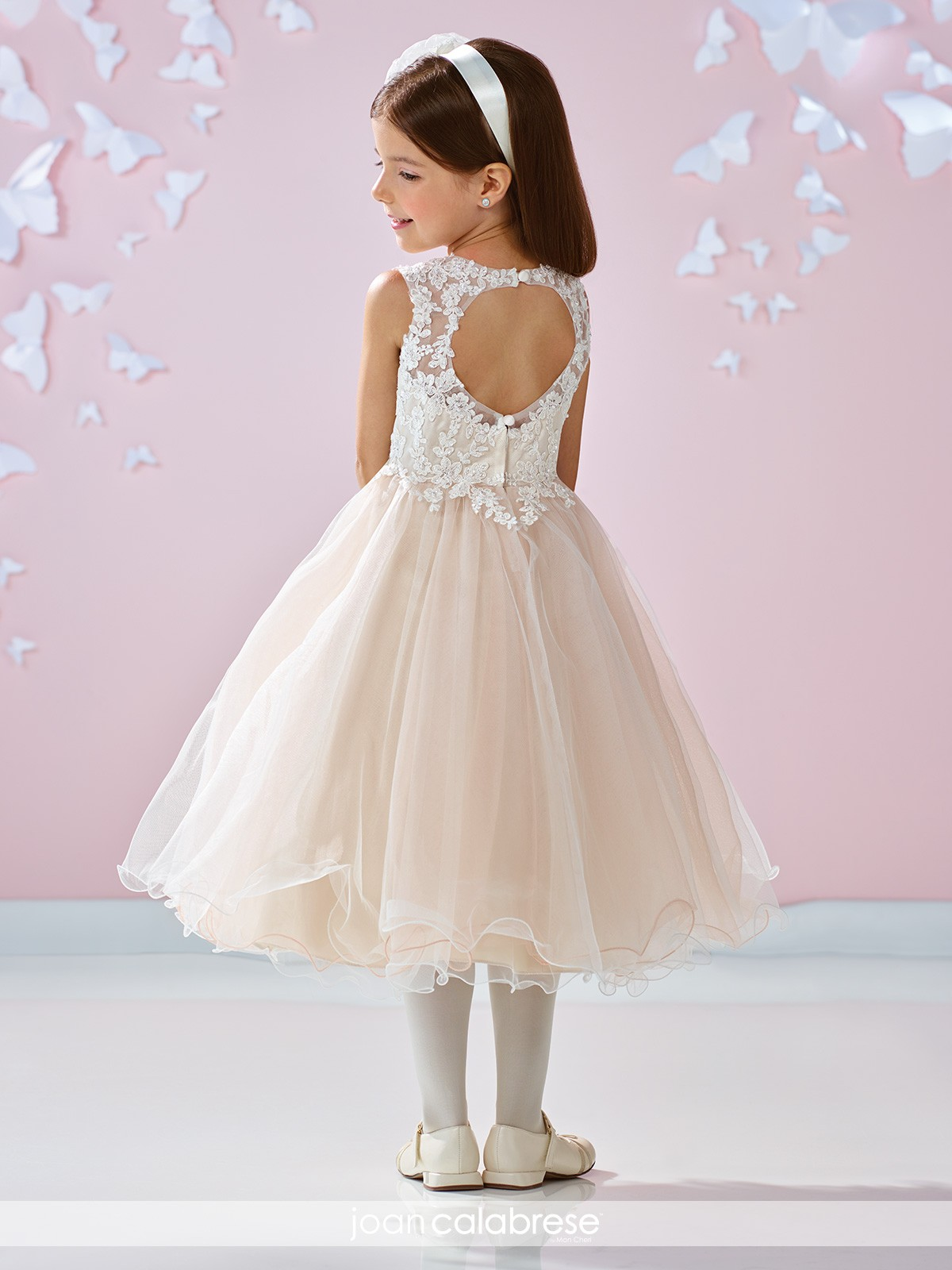 Joan Calabrese 117346 Flower Girl Dress Madamebridal Com