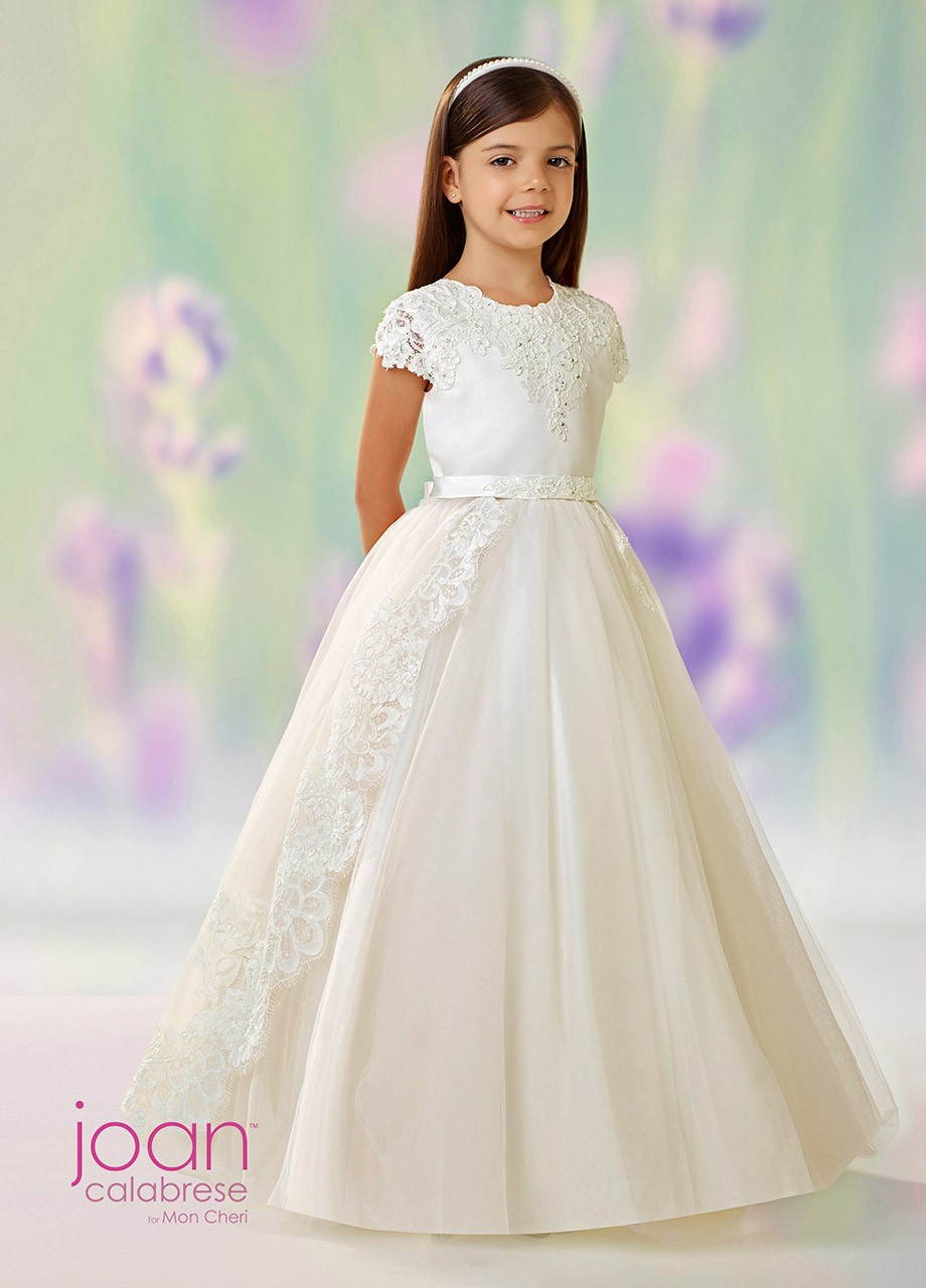 Joan Calabrese 118330 First Communion Dress With