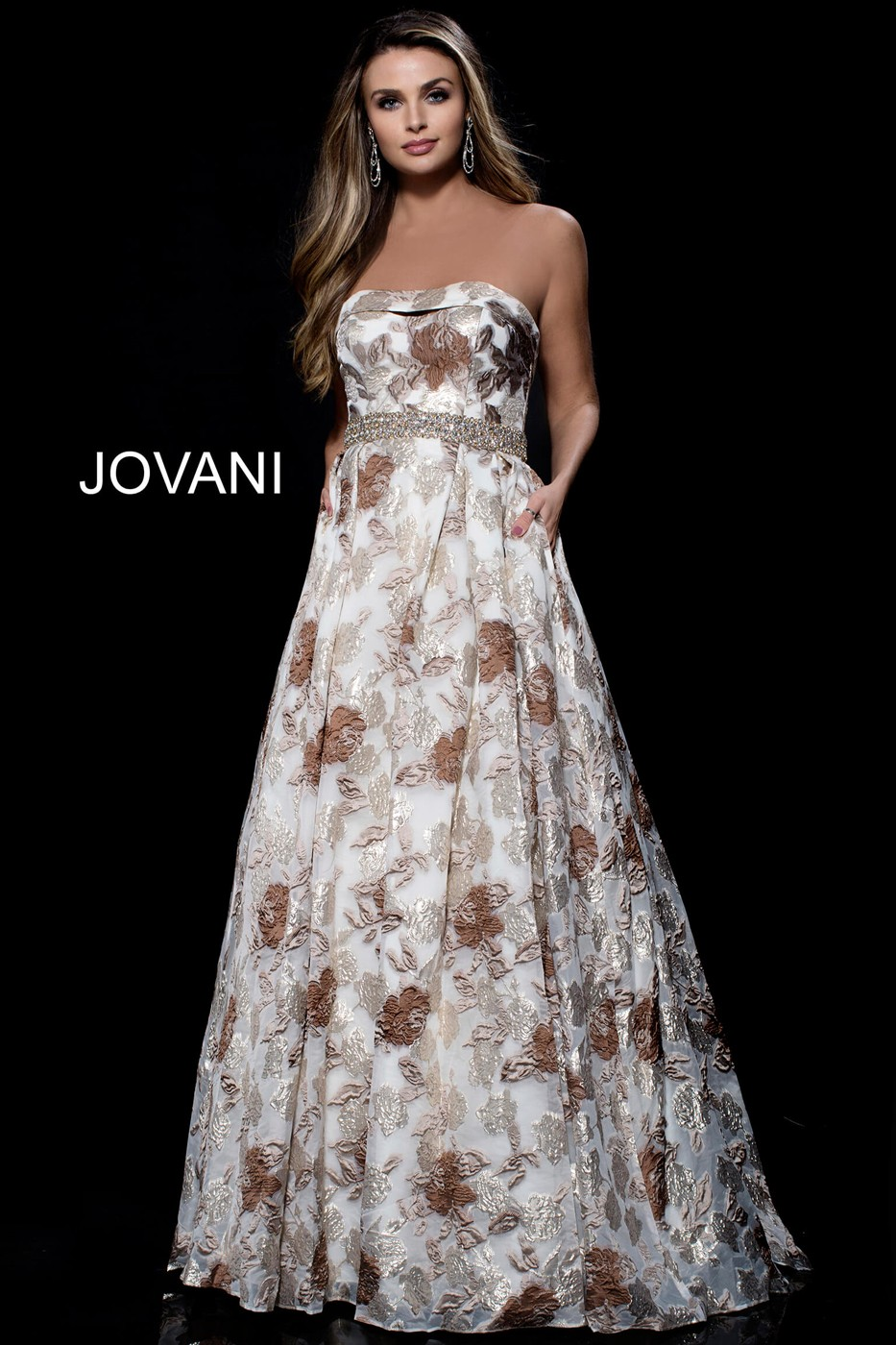 Jovani 51818 Dress - MadameBridal.com