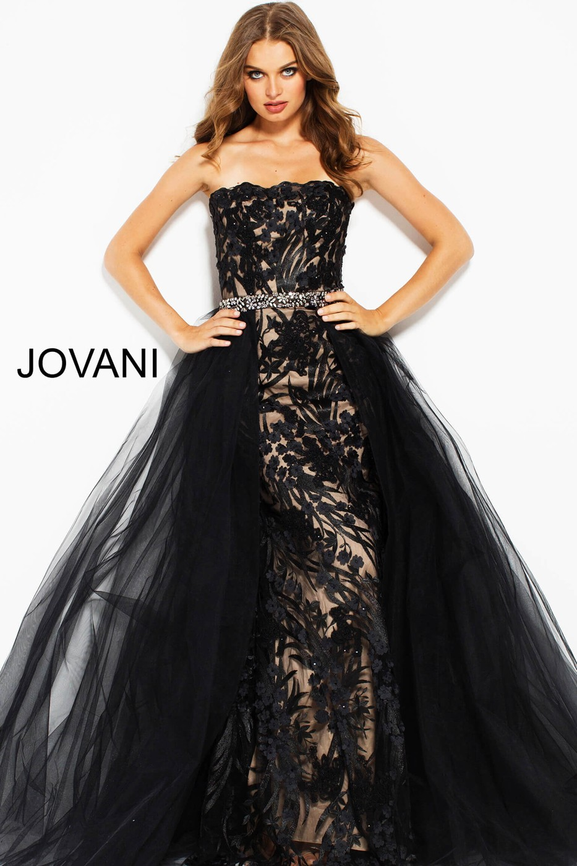 Jovani 54886 Dress - MadameBridal.com