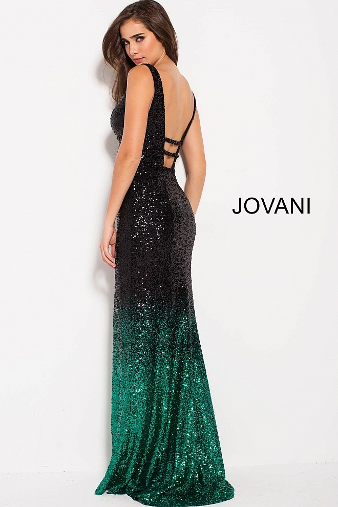 Jovani 56015 Dress - MadameBridal.com