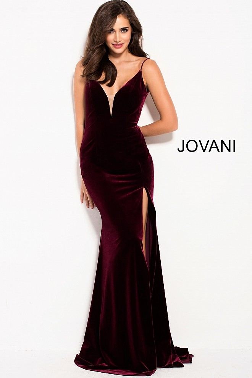 Jovani 57898 Dress - MadameBridal.com - photo #18