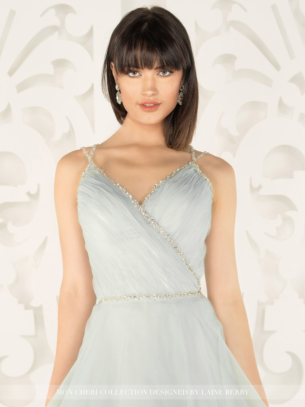 Laine Berry by Mon Cheri MCLB21658B Isabella Wedding Dress ...