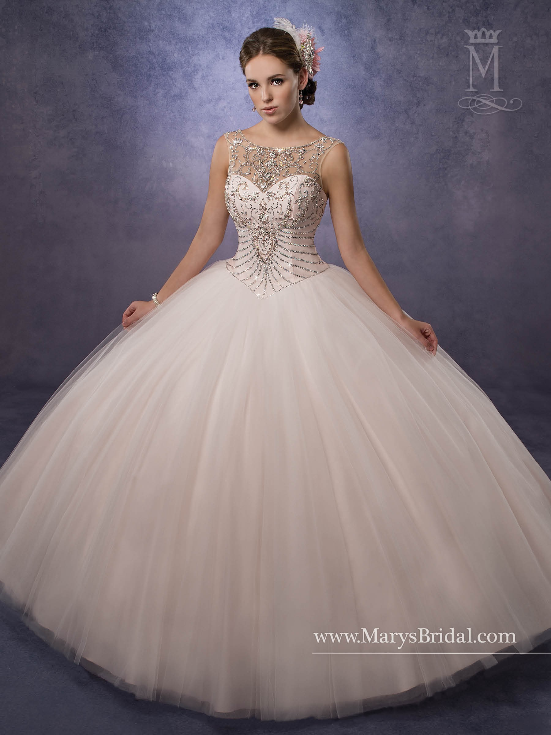 Marys Bridal 4769 Quinceanera Dress Madamebridal Com