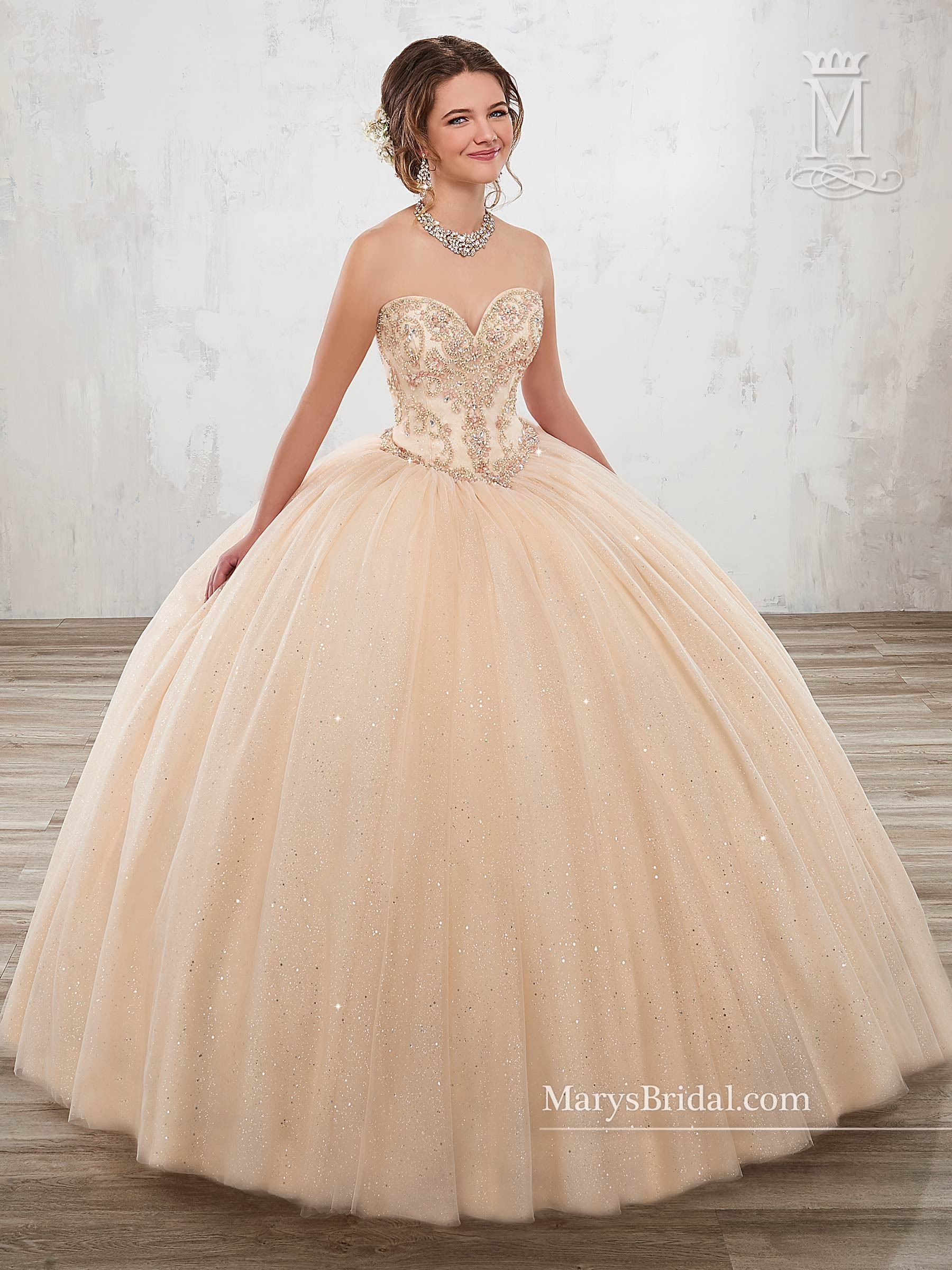 31fc105e5 Marys Bridal 4806 Quinceanera Dress. Tap to expand