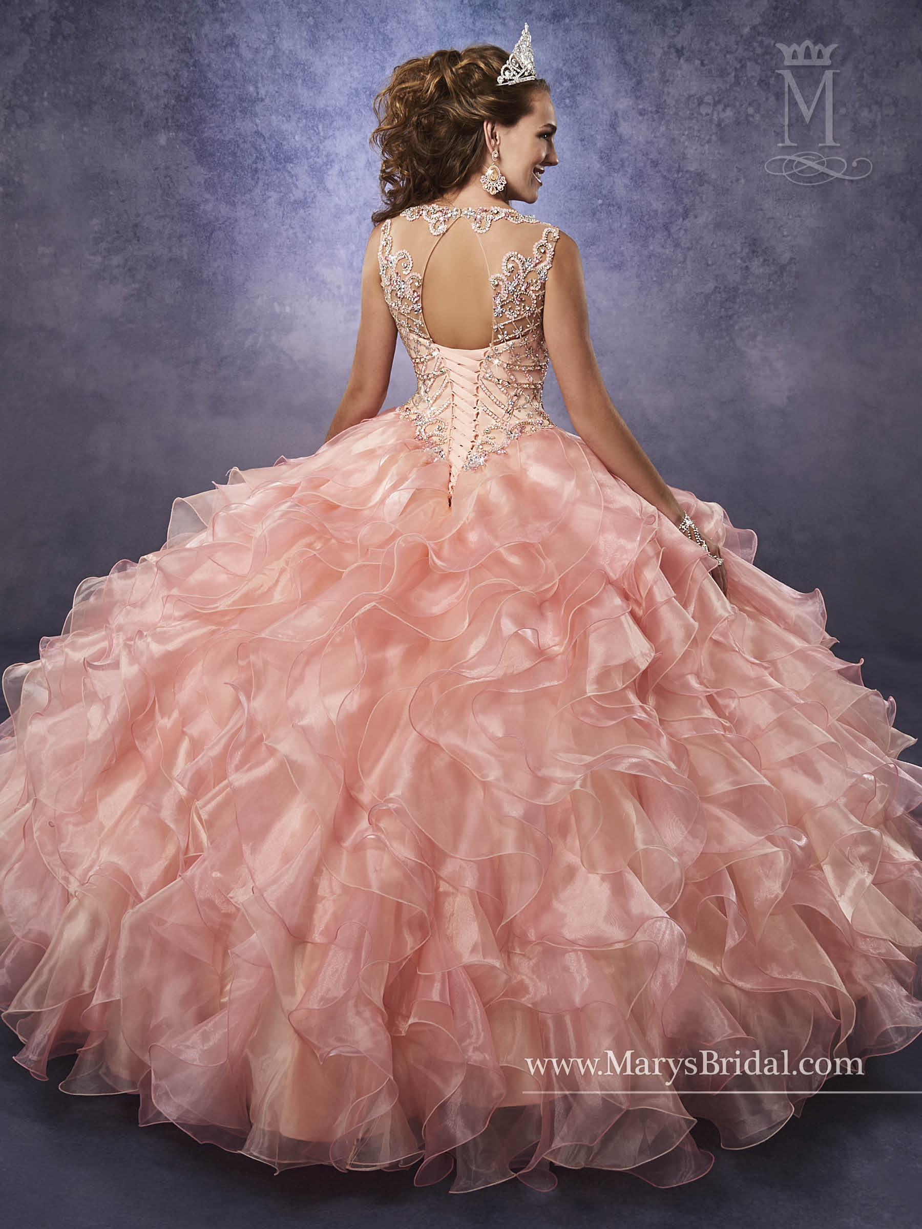 Marys Bridal 4q483 Quinceanera Dress Madamebridal Com