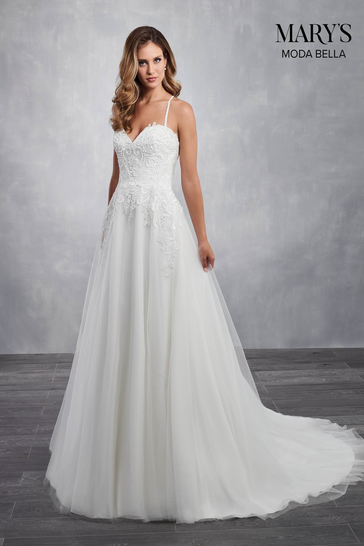Marys Bridal MB2058 Dress - MadameBridal.com
