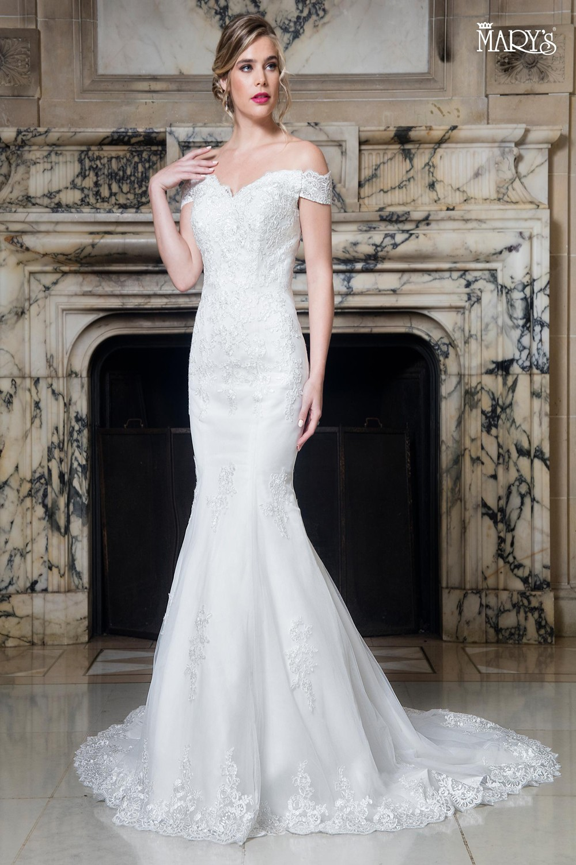 Marys Bridal MB3003 Dress - MadameBridal.com
