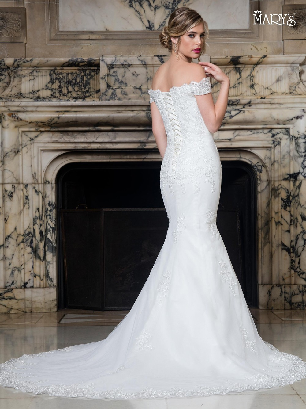 Marys Bridal MB3003 Dress - MadameBridal.com
