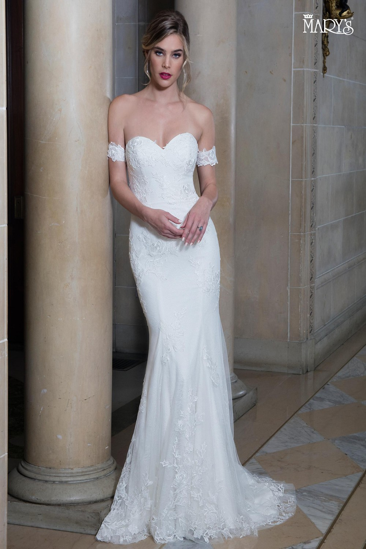 Marys Bridal MB3006 Dress - MadameBridal.com