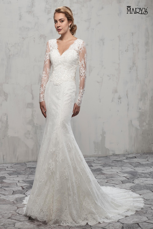 Marys Bridal MB3014 Dress - MadameBridal.com