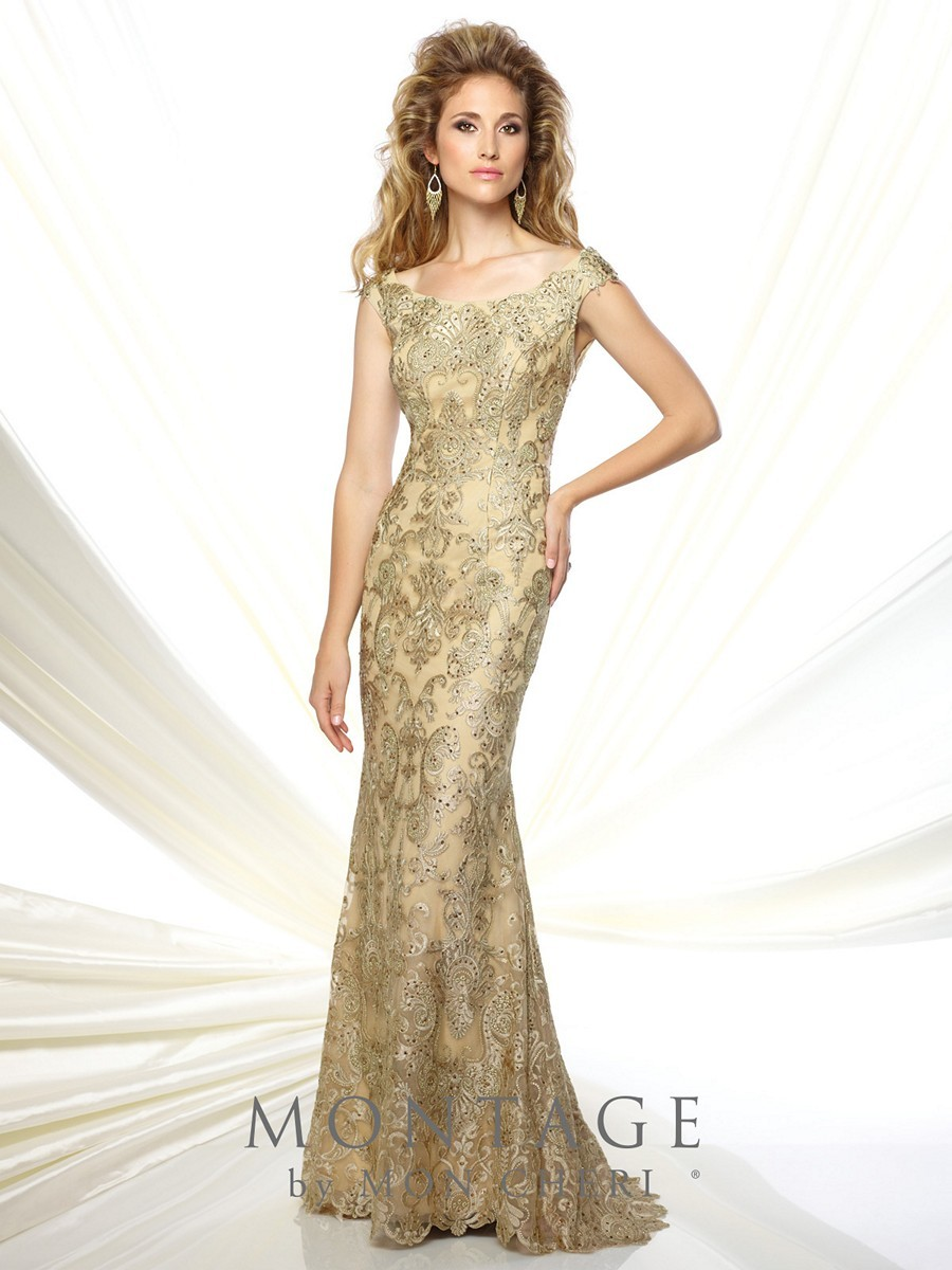 Montage By Mon Cheri 116948 Evening Dress Madamebridal Com