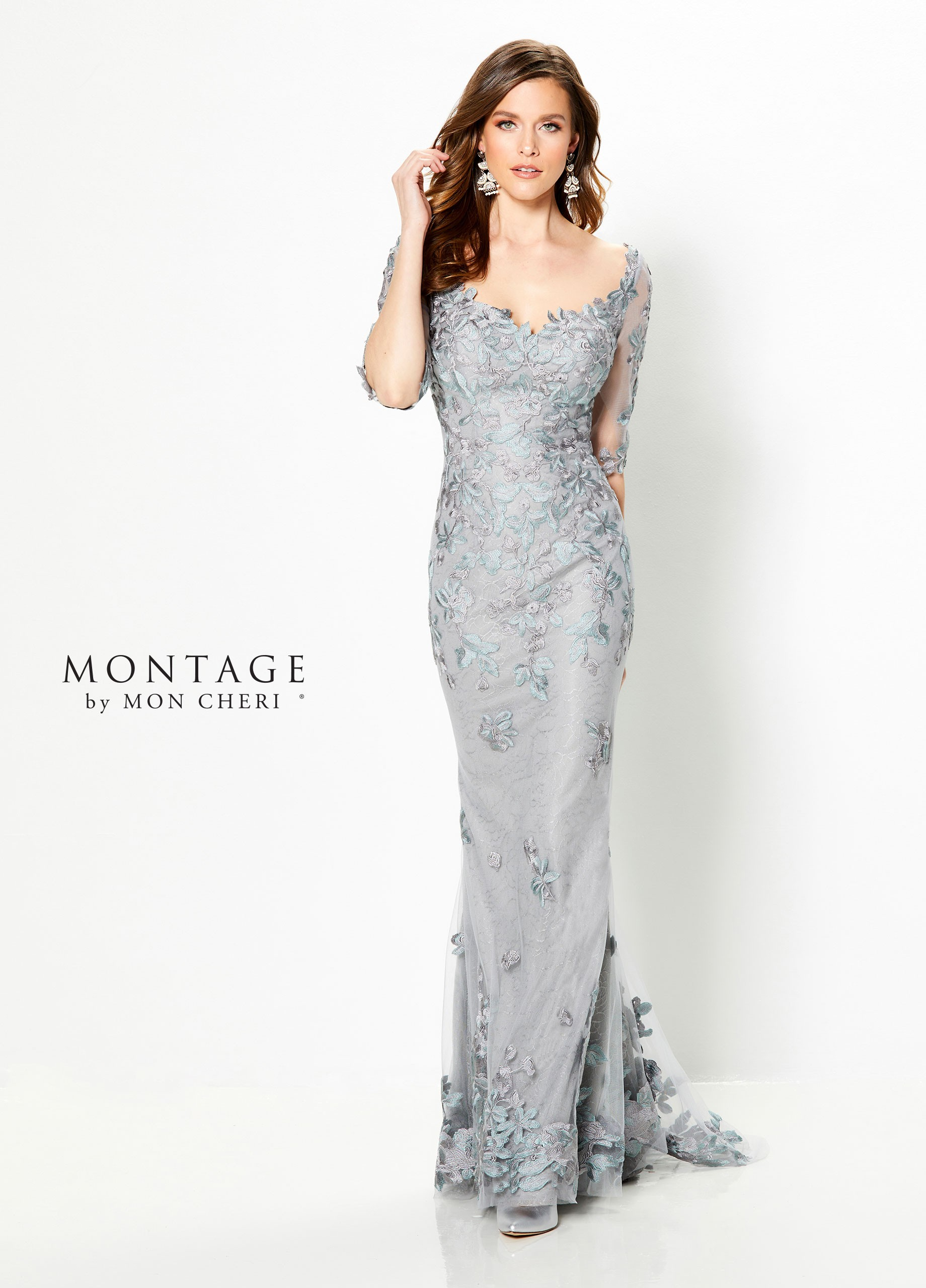 Montage By Mon Cheri 219978 Dress Madamebridal Com