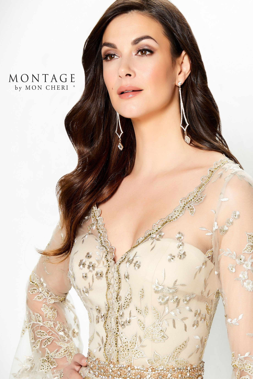 Montage By Mon Cheri 219986 Dress Madamebridal Com