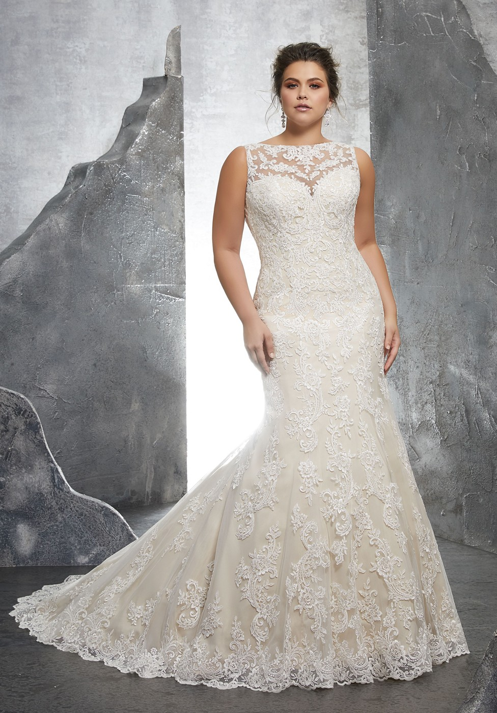7081e7add551 Mori Lee Keri Style 3233 Dress - MadameBridal.com