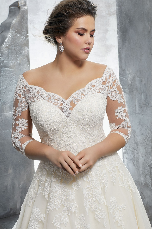 Mori Lee Kosette Style 3235 Dress Madamebridal