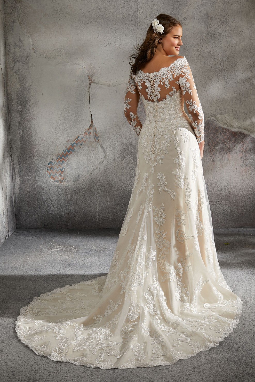 Mori Lee 3243 Luzette Dress Madamebridal