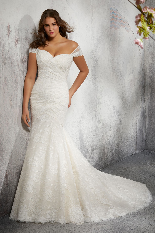Mori Lee 3247 Lucia Dress - MadameBridal.com
