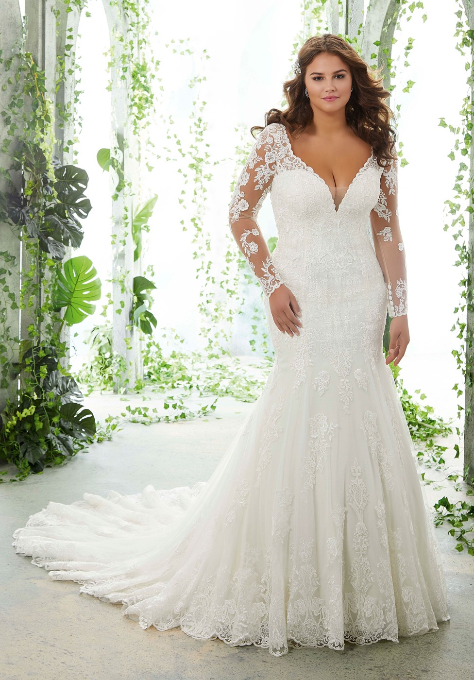 Mori Lee 3251 Paola Dress - MadameBridal.com
