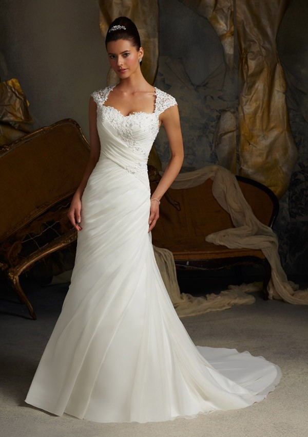 Mori Lee 5103 Quick Delivery Wedding Dress