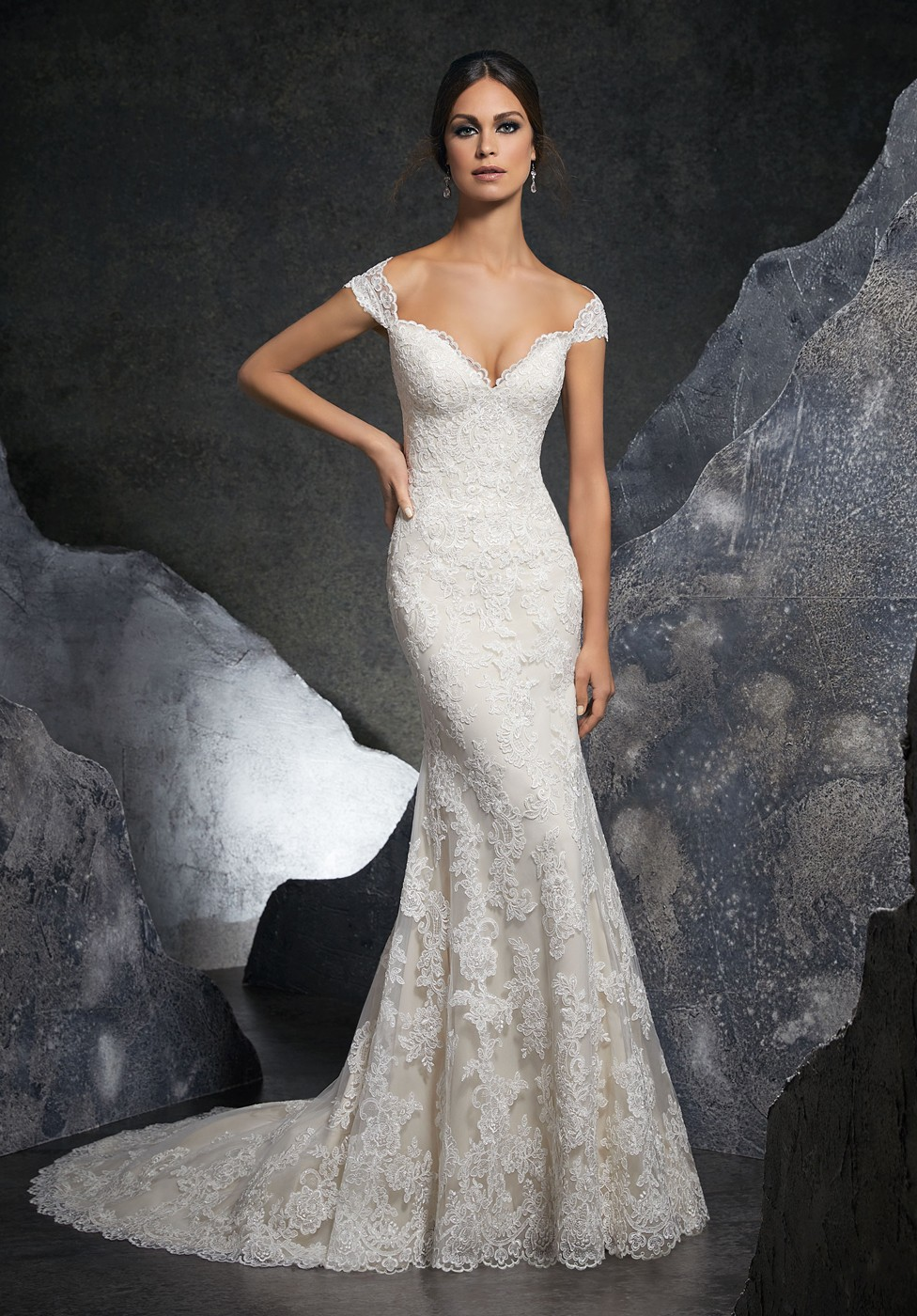 Mori Lee Kinley Style 5616 Dress - MadameBridal.com