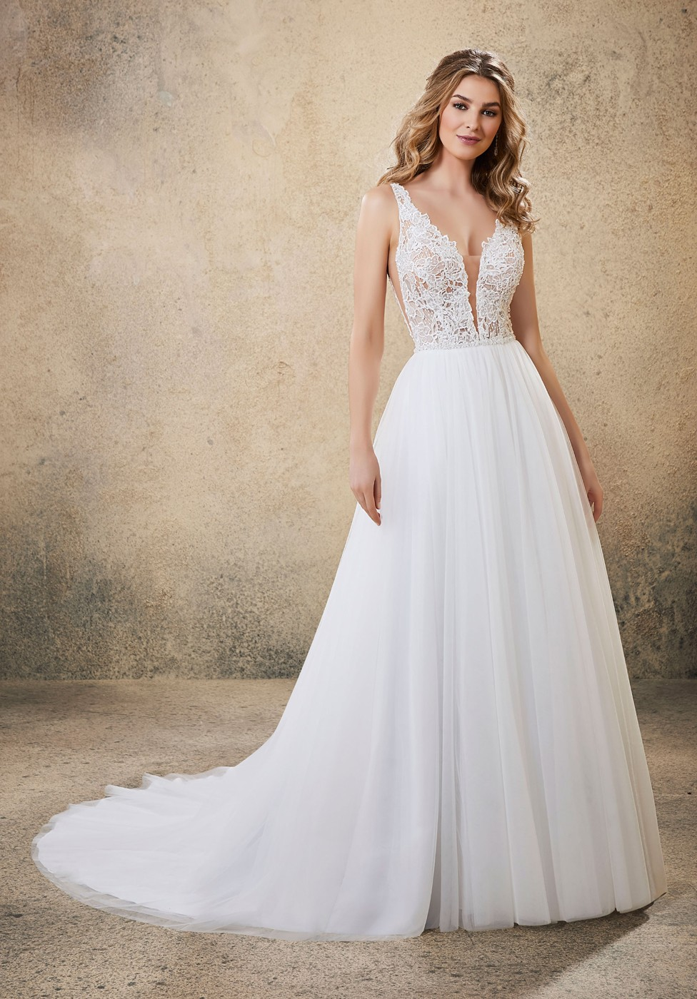 efac695b21 Mori Lee 6914 Raven Dress - MadameBridal.com