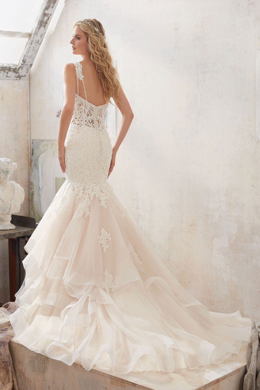 Mori Lee 8118 Marciela Wedding Dress Madamebridal Com
