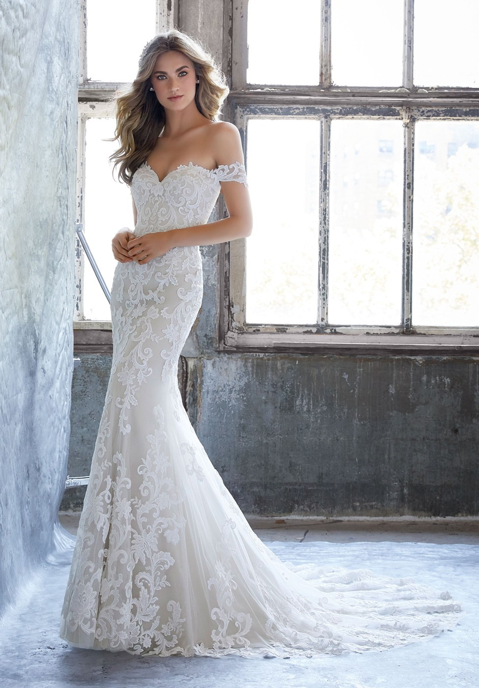 Mori Lee Kassia Style 8203 Dress - MadameBridal.com