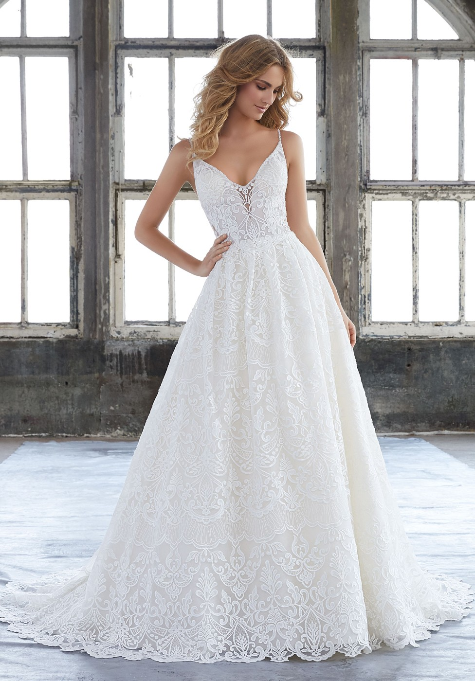 Mori Lee Kasey Style 8204 Dress - MadameBridal.com