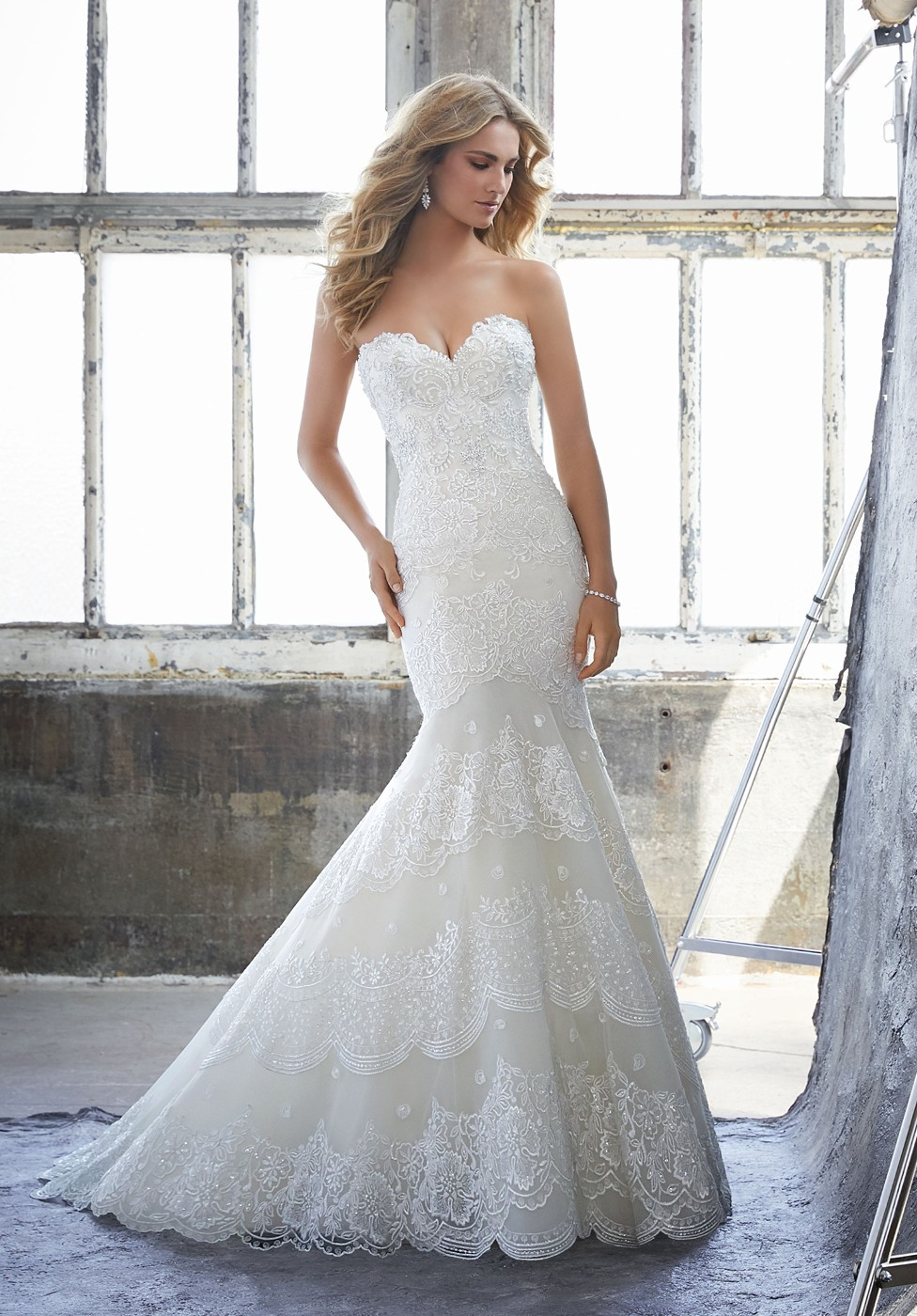 Mori Lee Khloe Style 8216 Dress - MadameBridal.com