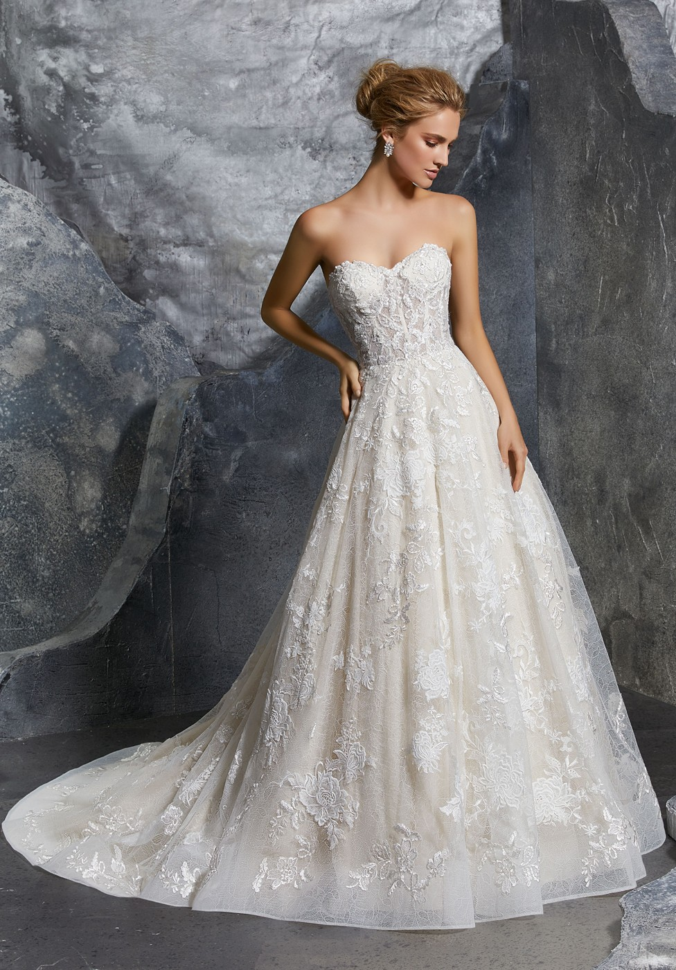 Mori Lee Katerina Style 8220 Dress - MadameBridal.com