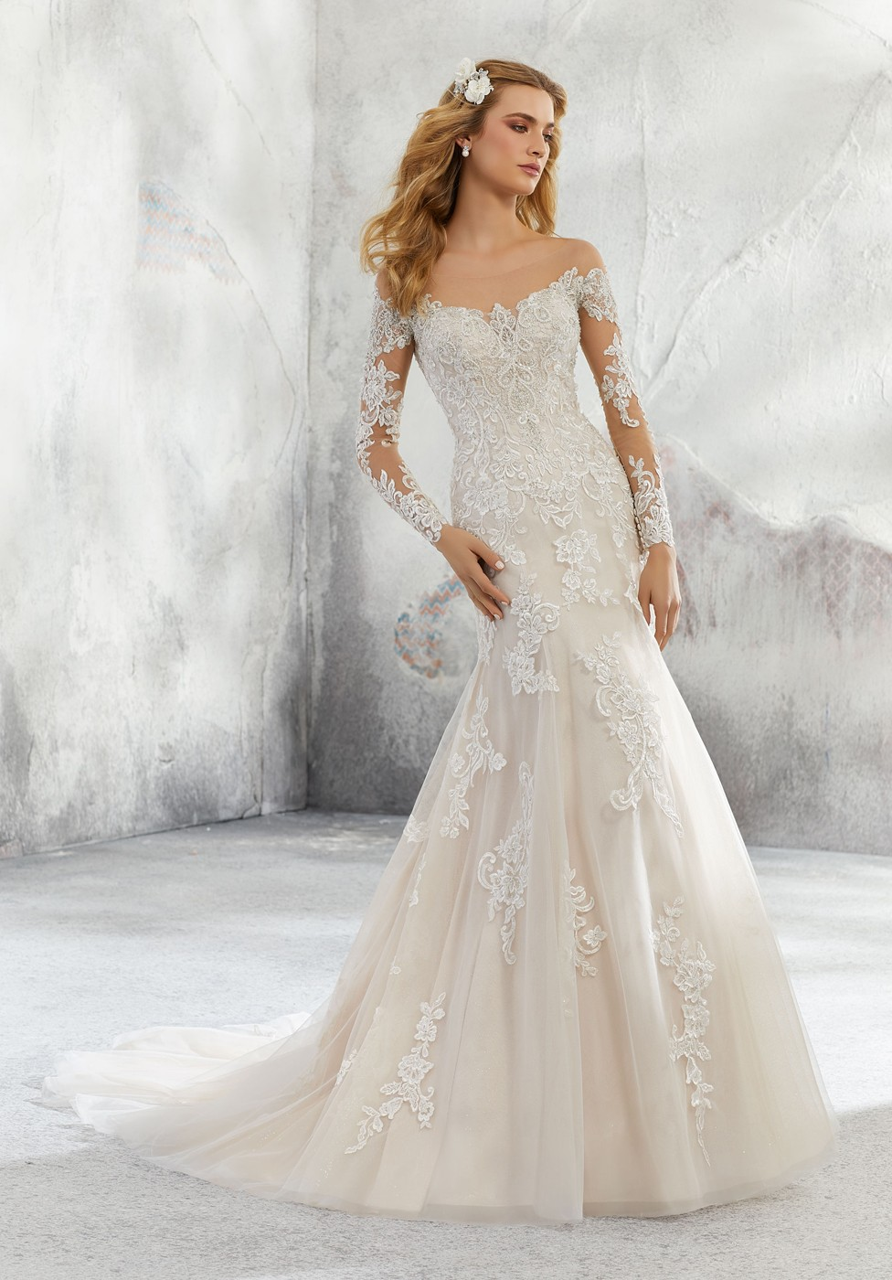 Mori Lee 8293 Leighton Dress - MadameBridal.com