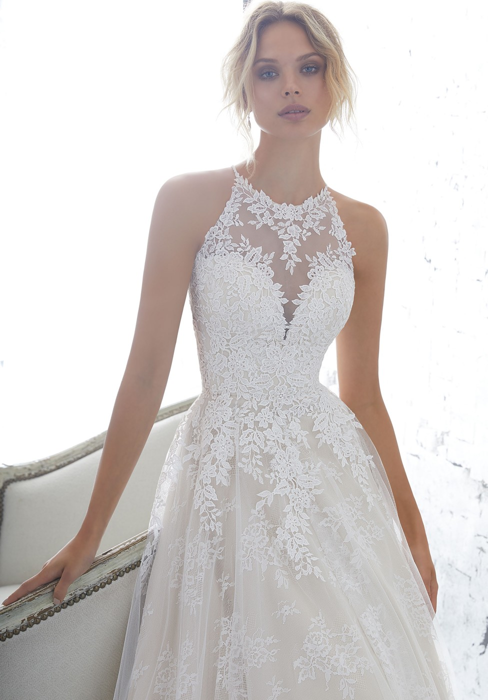 Mori Lee Angelina Faccenda 1702 Kayleigh Dress - MadameBridal.com